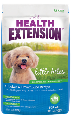Little Bites Chicken & Brown Rice Recipe
