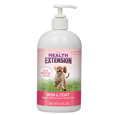 Skin & Coat for Puppies and Dogs