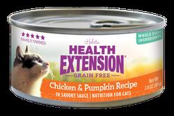 Grain Free Chicken & Pumpkin Recipe