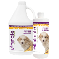 Eliminate™ Extra Strength Stain & Odor Cleaner