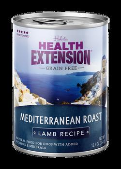 Mediterranean Roast Lamb Recipe