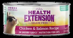 Grain Free Chicken & Salmon Recipe