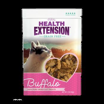 Health Extension Grain Free Buffalo Cat Treats