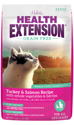 Grain Free Turkey & Salmon Recipe