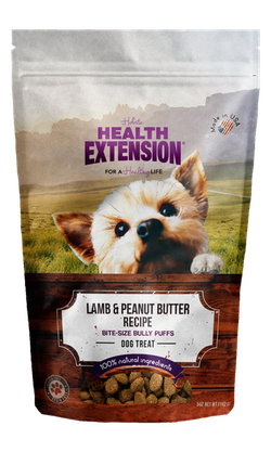 Grain Free Lamb & Peanut Butter Bully Puffs