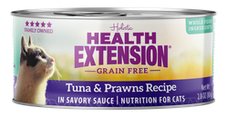 Grain Free Tuna & Prawns Recipe