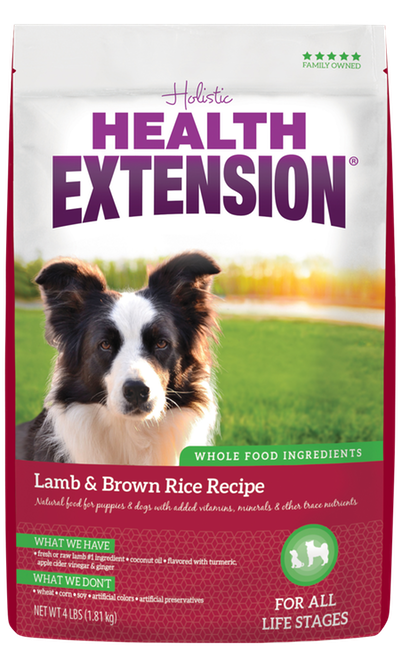Lamb & Brown Rice Recipe