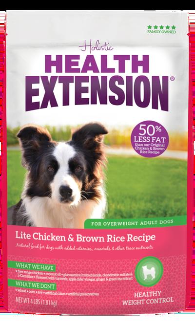 Lite Chicken & Brown Rice Recipe