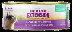 Grain Free Real Beef Entree