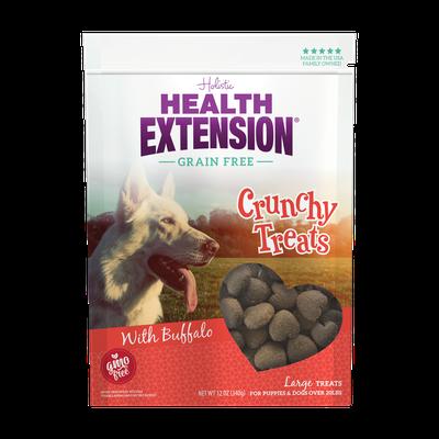 Large Crunchy Treats with Buffalo