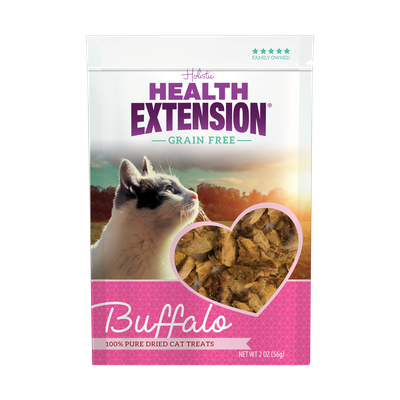 Grain Free Buffalo Cat Treats