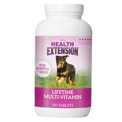 Lifetime Vitamins for Puppies and Dogs