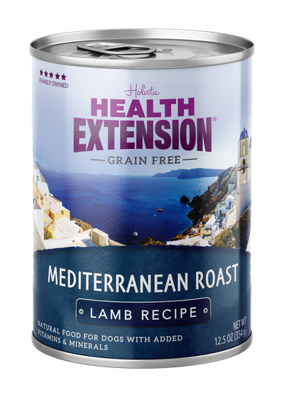 Mediterranean Roast Lamb Recipe