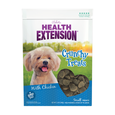 Small Crunchy Treats with Chicken