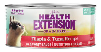 Grain Free Tilapia & Tuna Recipe