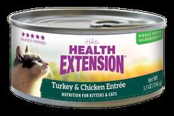 Turkey & Chicken Entree