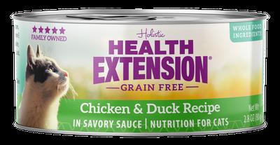 Grain Free Chicken & Duck Recipe