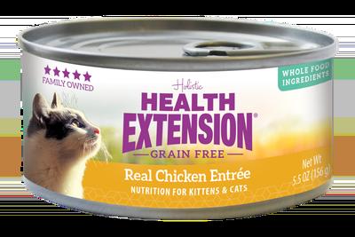 Grain Free Real Chicken Entree