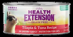 Grain Free Tilapia & Tuna Recipe
