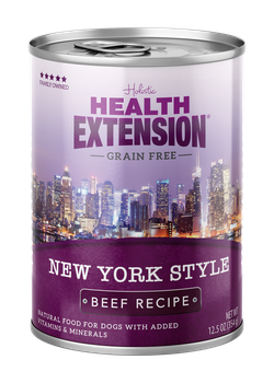 Health Extension Grain Free New York Style