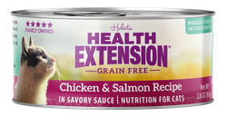 Grain Free Chicken & Salmon Recipe