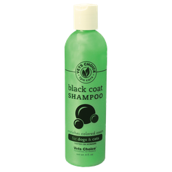 Black Coat Shampoo for Dogs and Cats