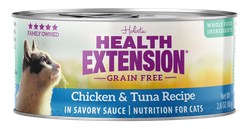 Grain Free Chicken & Tuna Recipe