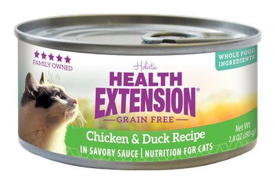 Grain Free Chicken & Duck Recipe