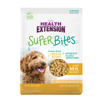 Health Extension Superbites Chicken