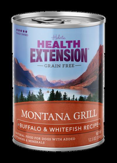 Montana Grill Buffalo & Whitefish Recipe