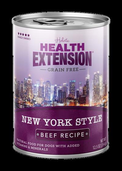 Grain Free New York Style