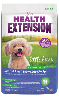 Little Bites Lite Chicken & Brown Rice Recipe