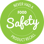 Health Extension has never had a food product recall