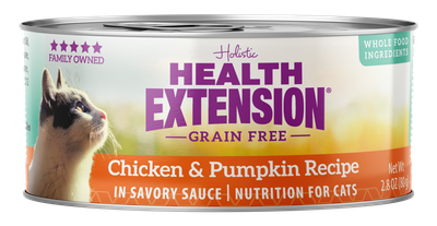 Grain Free Chicken & Pumpkin Recipe